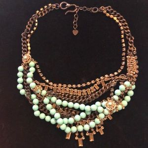 Stella & Dot Marchesa Necklace NEW IN BOX